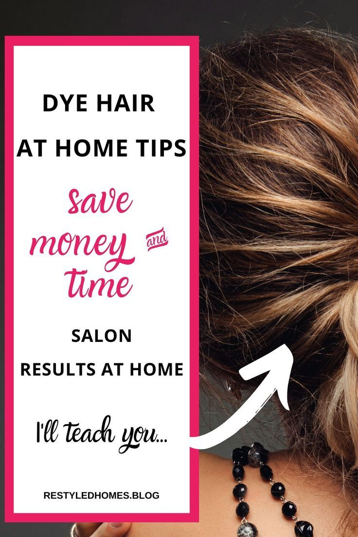 Dye Hair At Home Tips & Hacks -   13 professional hair Tips ideas