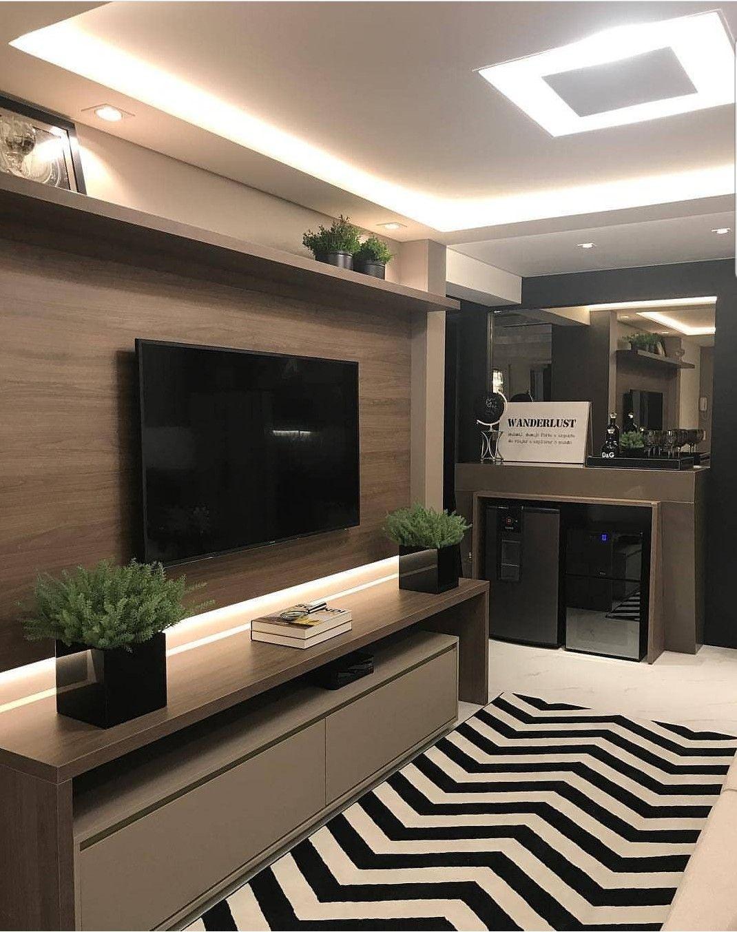 Modern Tv Units Living Room Tv Unit Modern: Pin By Rohana Abd Rahim On Ambientes