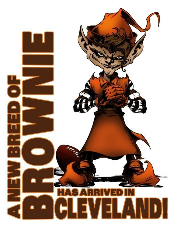 Now This One I Love O H I O Cleveland Browns Logo