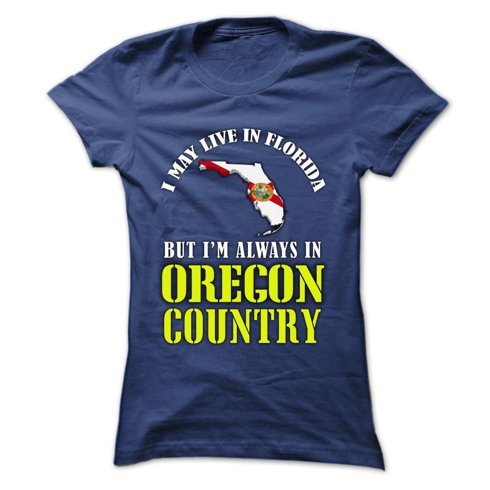 (Top Tshirt 2016) ORFL FLORIDA OREGON Country at Tshirt