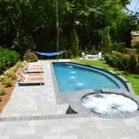 Modern Swimming pool by Hilltop Pools | Swimming Pools - Our ...