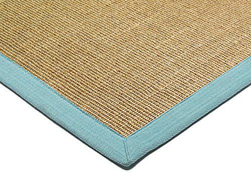 Teppich Wohnzimmer Carpet klassisches Design BORDERED SISAL RUG - wohnzimmermöbel günstig online kaufen