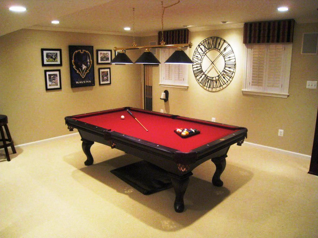 Most Popular Video Game Room Ideas Small Feel The Awesome Game Play Tag Gameroom Designideas Gamers E Game Room Family Pool Table Room Small Game Rooms