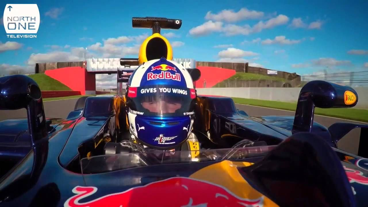 Guy Martin Vs David Coulthard At Silverstone Speed F1 Special