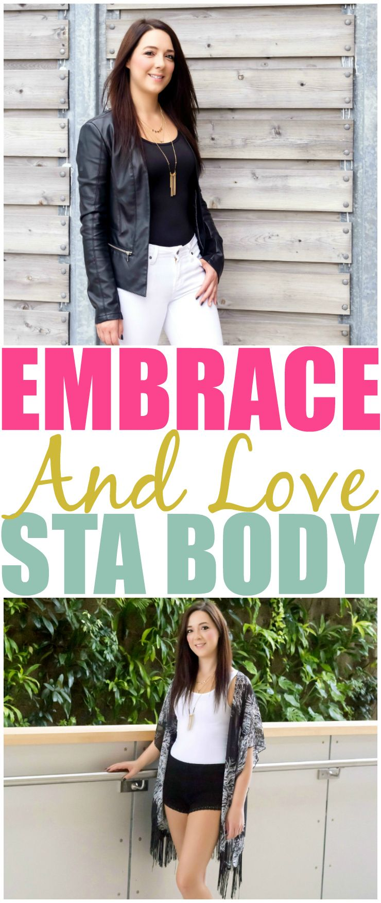 Learning To Love And Embrace My Body With Stā Body