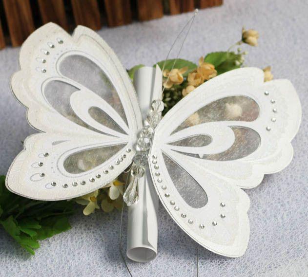 Invitacion Primera Comunion Butterfly Wedding Invitations Original Wedding Invitations Simple Wedding Invitation Card