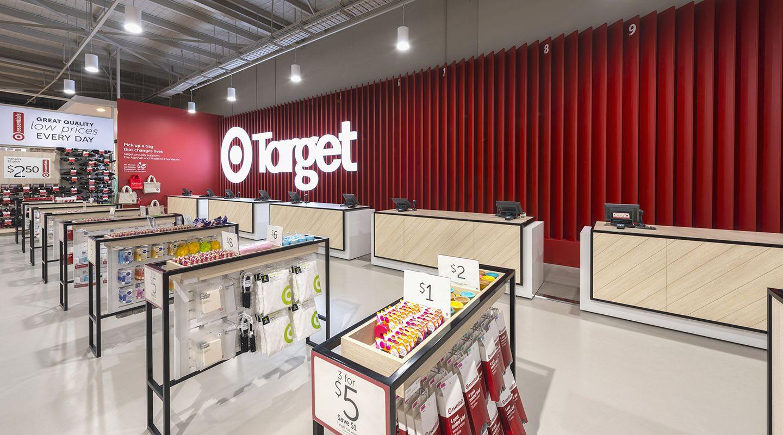 Targetfrankston australia retail interiors vmd