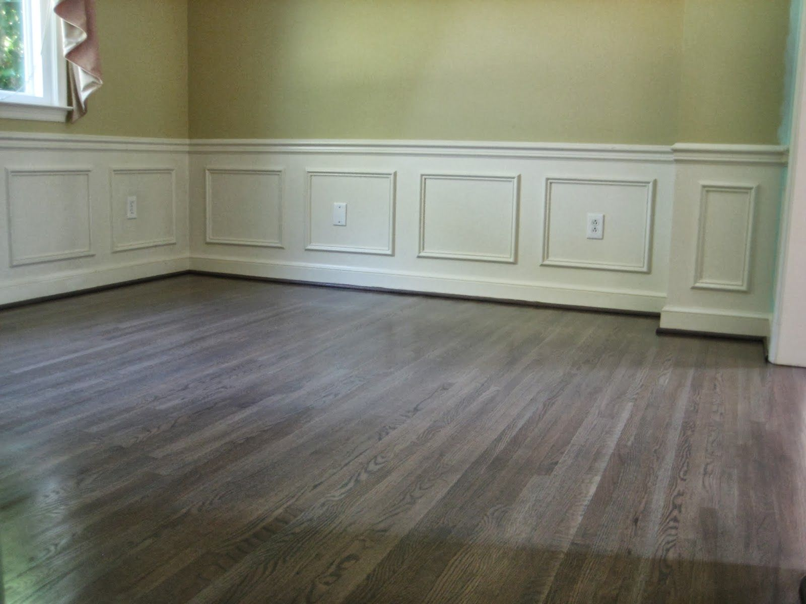 minwax grey stain on red oak Google Search Hardwoods