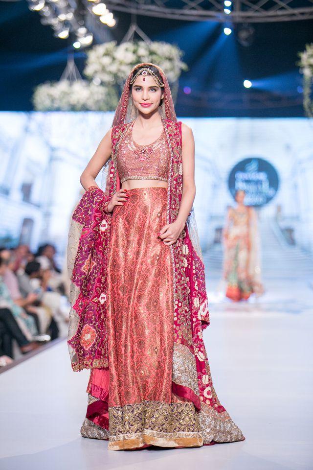 Tena Durrani Bridal Collection at PBCW 2014 Day 1   Couture, Cultura ...