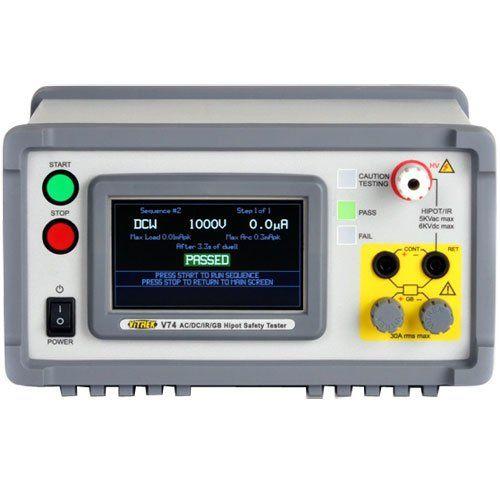 Vitrek V70 Ac Hipot Tester Electrical Safety Tester Electricity