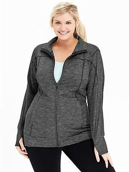 great prices new & pre-owned designer new photos Womens Plus Old Navy Active Tunic Jackets | So me! | Jackets ...