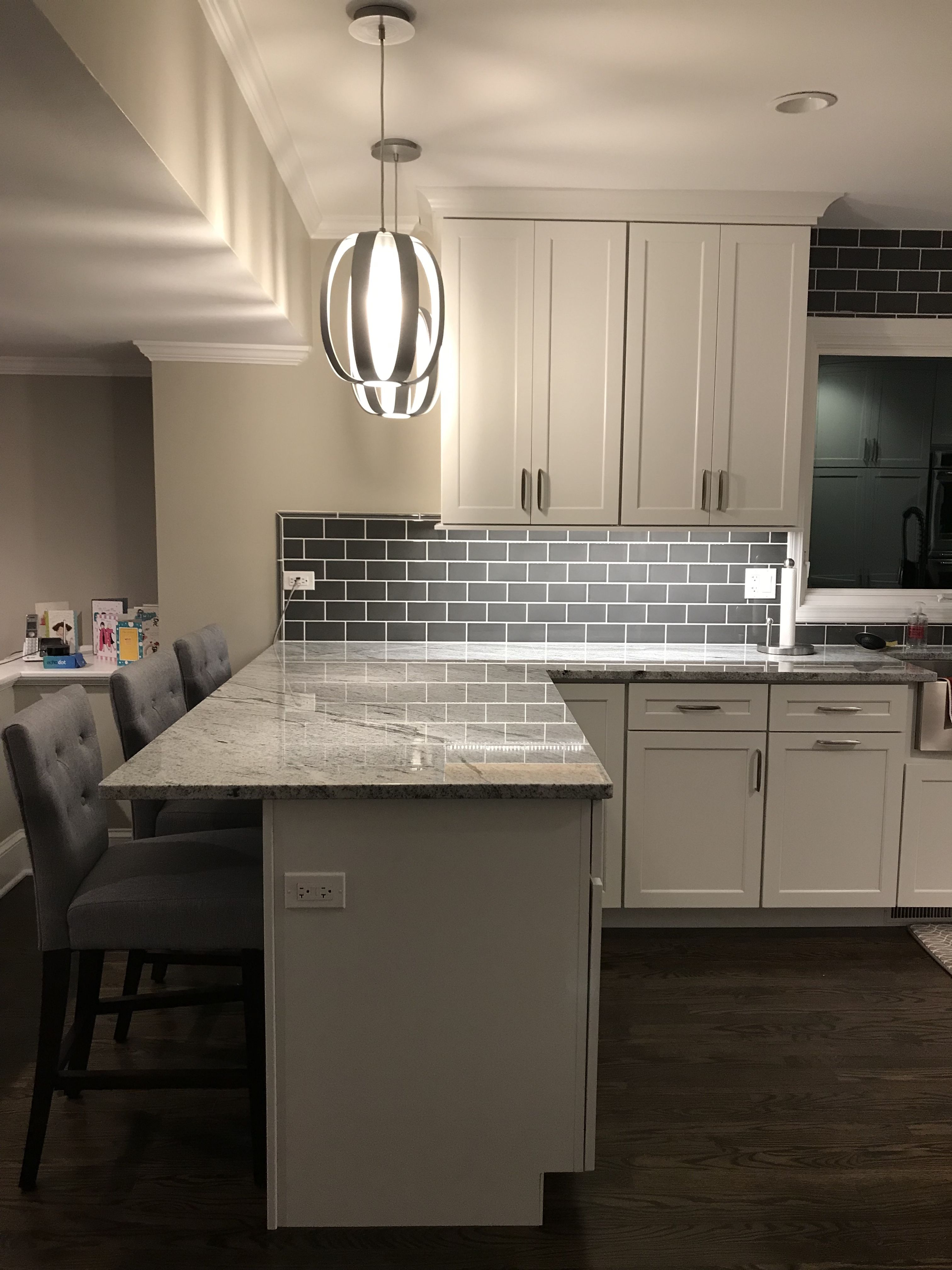 Best Kitchen Remodel Peninsula Seating Gray Stools From Macy 640 x 480