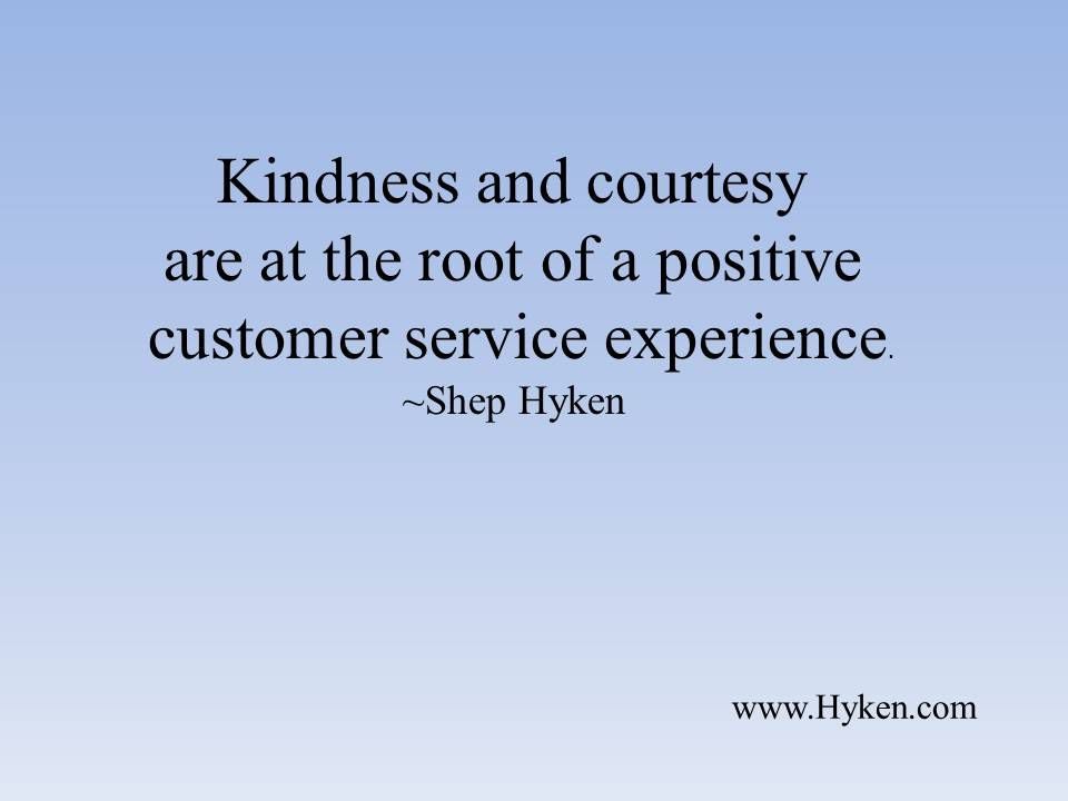 Customer Service Quotes Each And Every Customer Interaction Should Be A Personalized