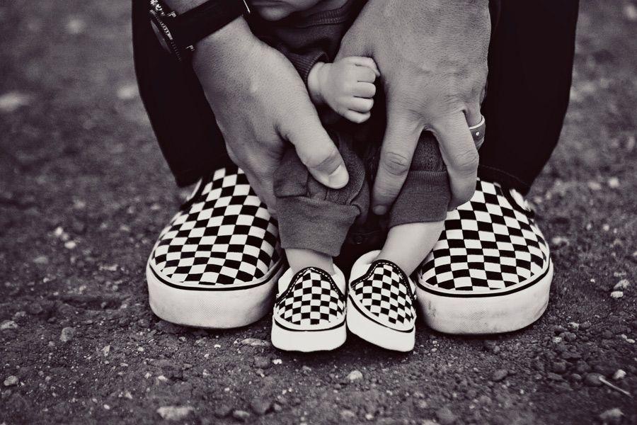 Newborn Photography | Baby vans, Kid