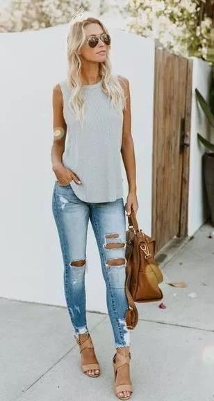 32 Casual street style ντυσίματα για το καλοκαίρι!