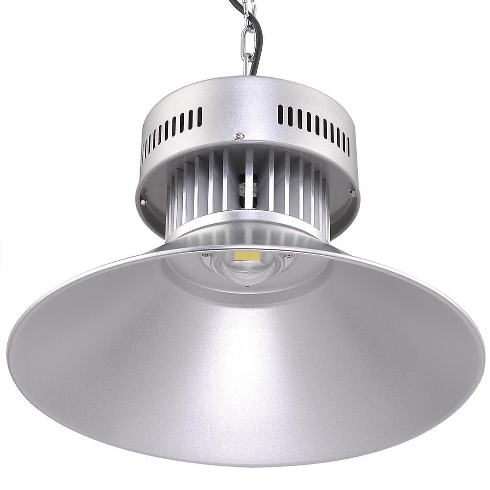 100w Commercial Led High Bay Lighting Warehouse Fixture High Bay