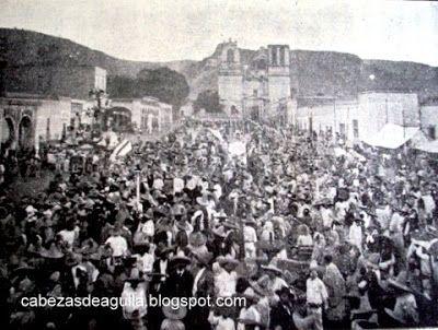 Cabezas de Aguila: Cuitzeo de los Naranjos y San Diego de Corralejo, dos puntos importantes en la historia patria.