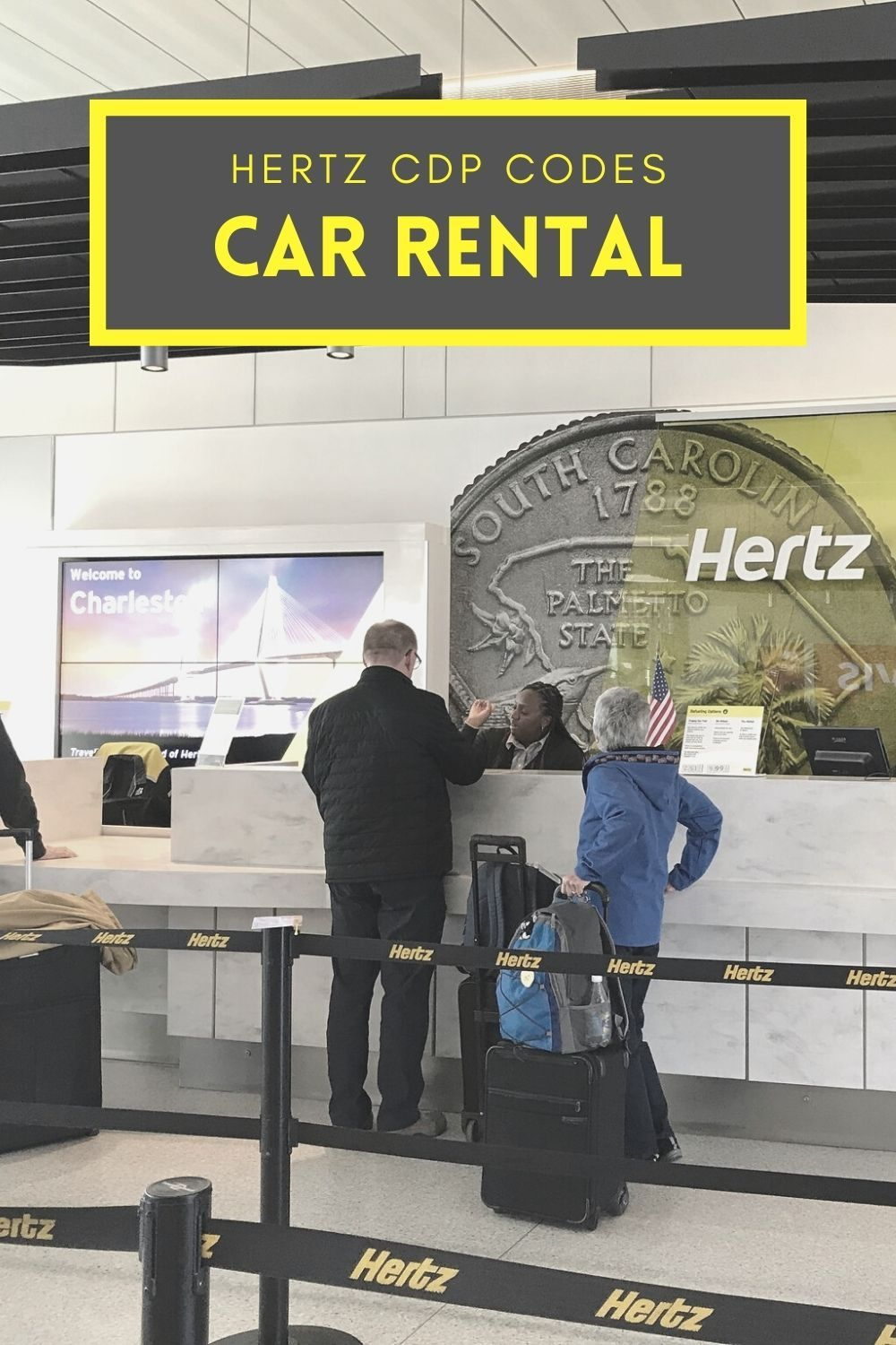 These are the best Hertz discount codes and CDP codes to use to make sure you get the best deal on your next car rental. #travelhacking #traveldeals #carrental