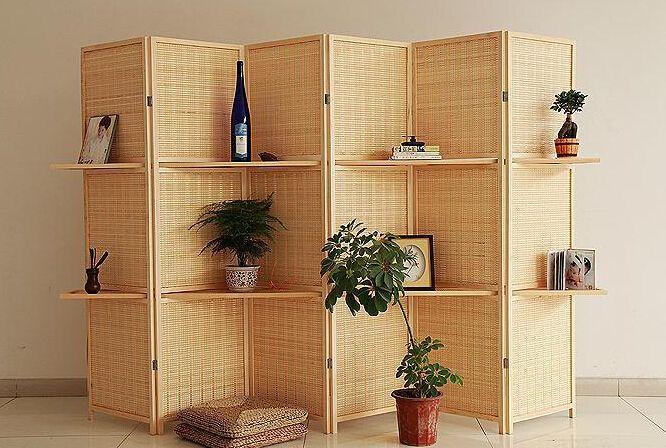 Biombo buscar con google deco biombos cortinas - Biombos de madera ...