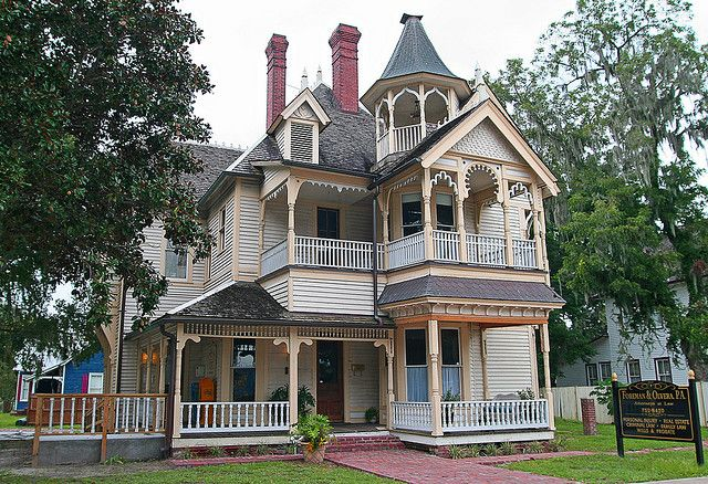Distinctly George Barber Victorian Homes Victorian Style Homes House