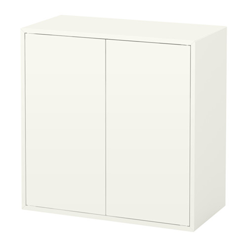 Ikea Usa Kitchen Cabinets: EKET Cabinet With 2 Doors And Shelf White