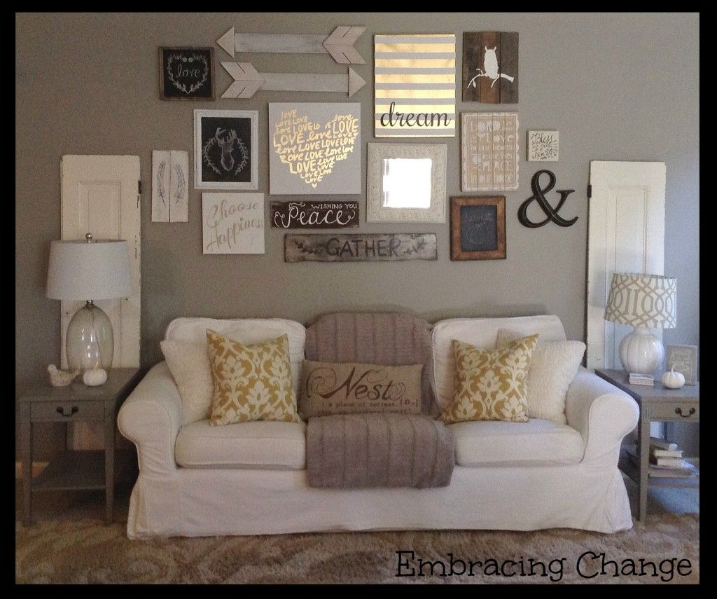 My Living and Dining Room Reveal: A Welcomed NEW Space. Walls: Intellectual Gray SW & 22 Modern Living Room Design Ideas | For the Home | Pinterest ...