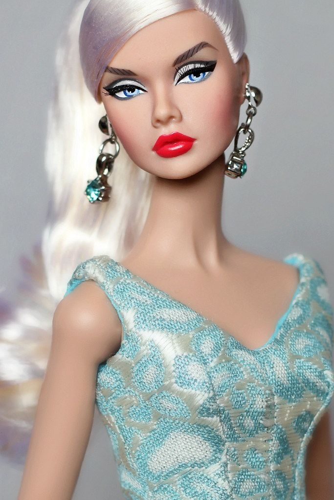 The Worlds Best Photos of fashion and royalty - Flickr Hive Mind   Glamour dolls, Barbie model