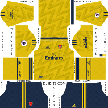 Adidas arsenal 2019 2020 dream league soccer kits logo – Artofit