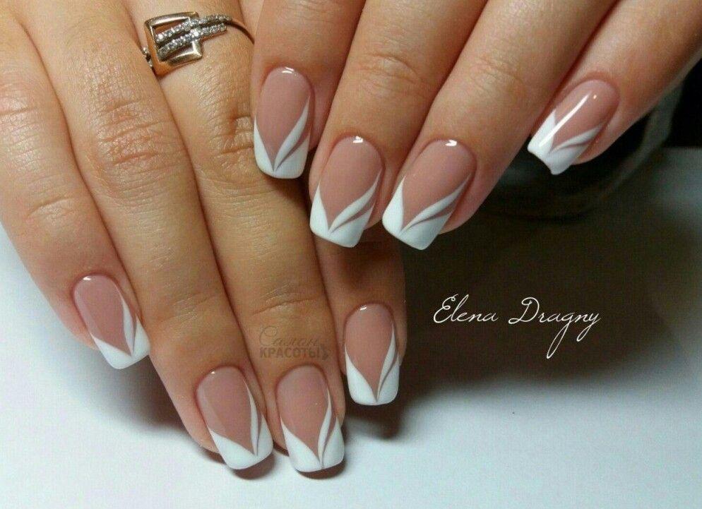 Ideas de manicura suave y delicada... | Nails styles | Pinterest ...