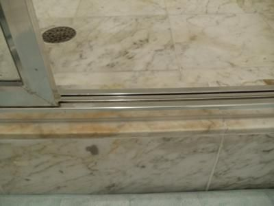 High Quality Marble Rust Stain Removal: QUESTION: We Bought A House With A Marble Shower  That Has Rust Stains From Well Water. What Is The Best Way To Clean Them  And Can ...