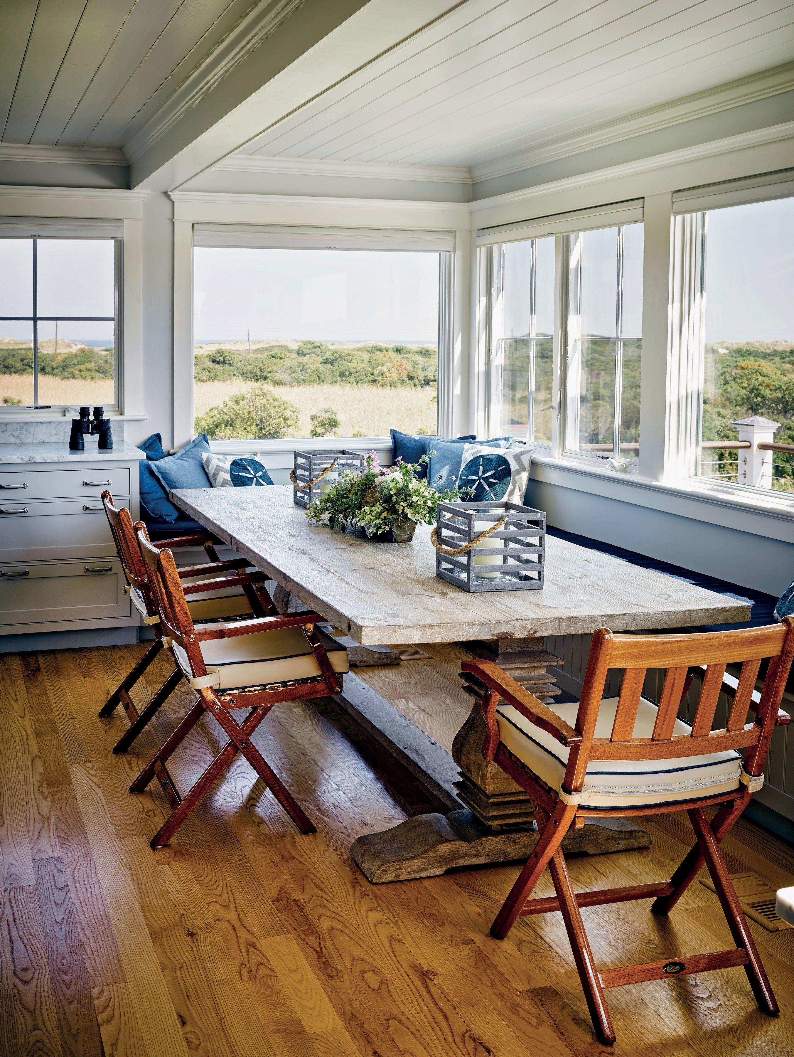 5 Design Ideas For A Quintessential Beach House Photos Architectural Digest