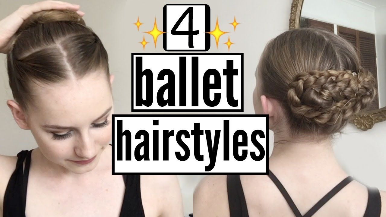 Best Ballet Hairstyles Talia Ballet Hairstyles Dance Hairstyles Hair Styles