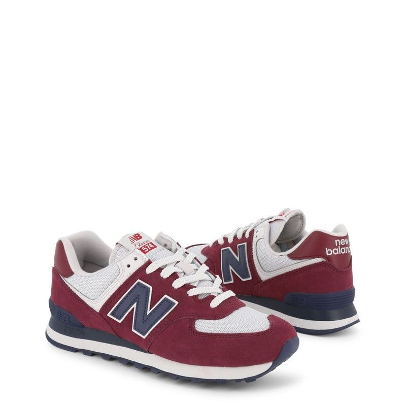 cheaper 975ce 45d66 New Balance Ml574esw Men Red Sneakers Size - EU 40 ...