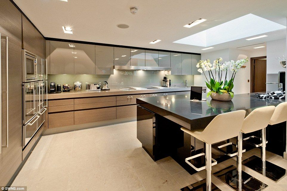 Inside Britain\'s most opulent rental properties - at £1million a ...