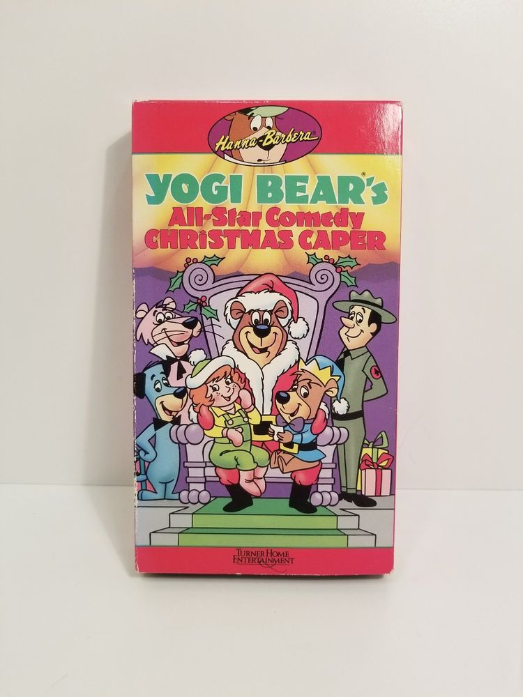 Yogi Bears All Star Comedy Christmas Caper.Yogi Bear All Star Christmas Caper Quick Draw Mcgraw