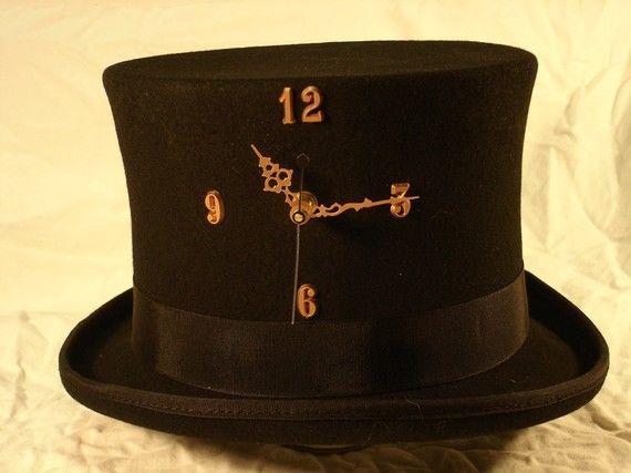 clock top hat