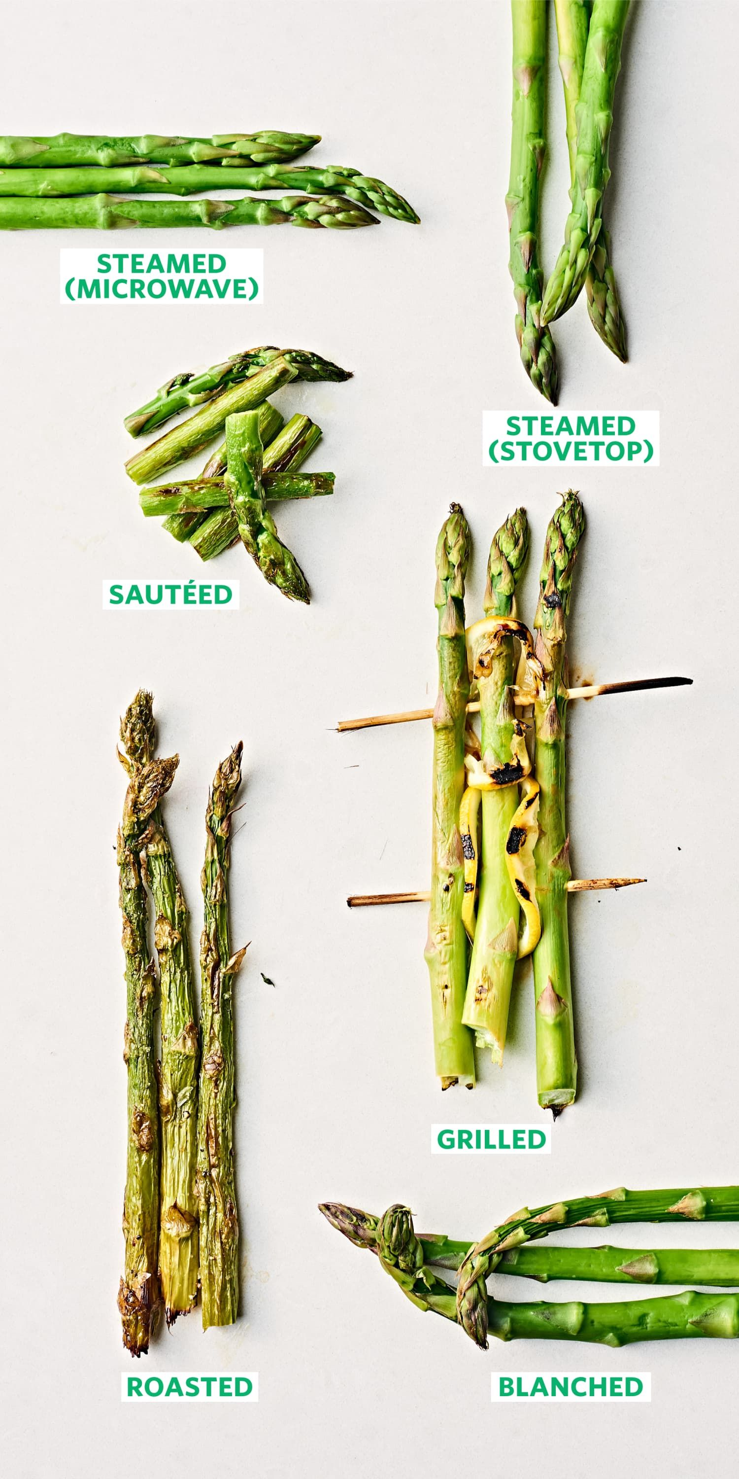 Photo of How to Cook Asparagus Any Way You Like