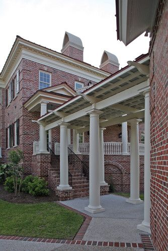 Sherwin Williams Wool Skein On Columns Trim Brick And Color Pinterest Wool Walkways And A