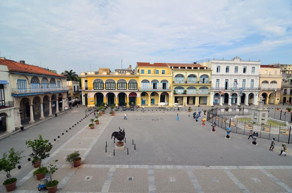 Plaza Vieja Square Tour # Country: Cuba Duration:1 Day The next square in this tour will be the Plaza Vieja (Old Square), initially Plaza Nueva (New Square) until the Plaza del Cristo was built. The market was substituted by an underground parking place in 1908 and later by a park. #cubatourism #cubatravel #cubatour #cubatrip #cubavacations #cubatourpackages #wanderlust #doyoutravel #goexplore #wonderfulplaces #lovetotravel