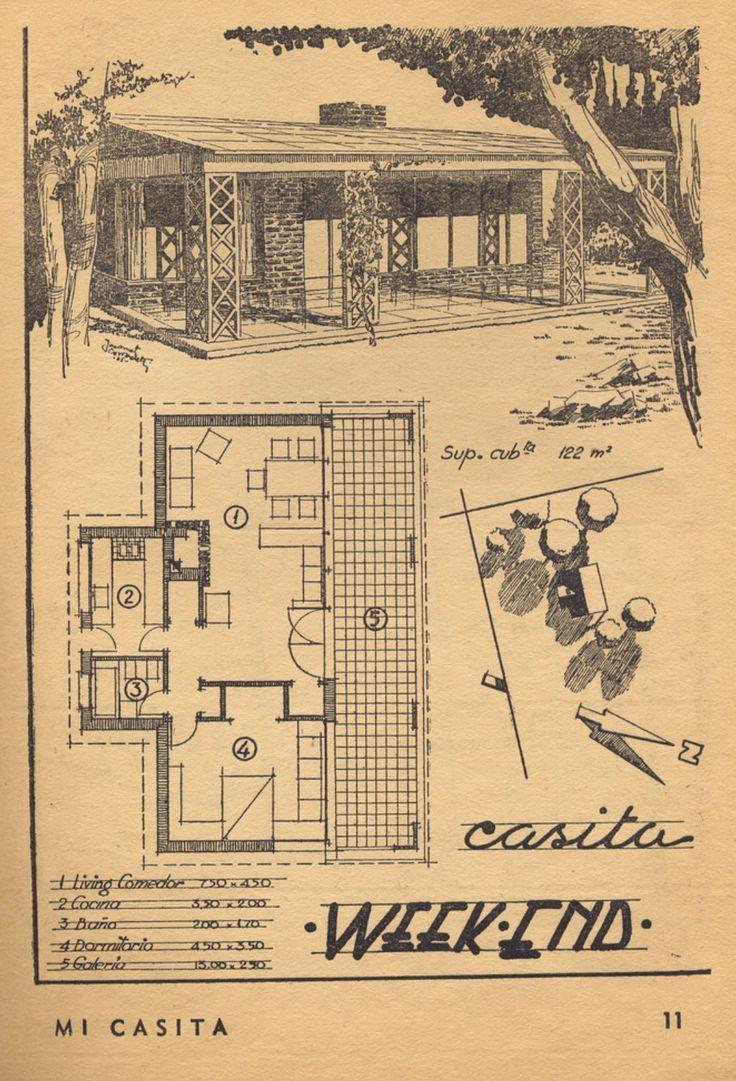 Mi casita vintage house plans small house tiny house plans