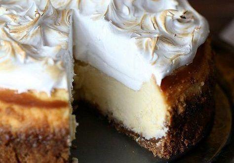 Lemon Meringue Cheesecake..ein leichter Zitronen-Chessecake mit cremiger Baiser garniert! #lemonmeringuecheesecake Lemon Meringue Cheesecake..ein leichter Zitronen-Chessecake mit cremiger Baiser garniert! Source by #lemonmeringuecheesecake