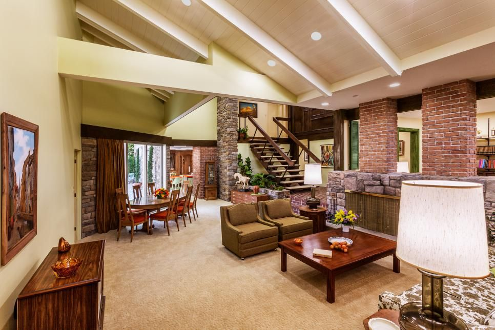 The Brady Bunch House Renovation Revealed! - Part 1: The Heart of the Home