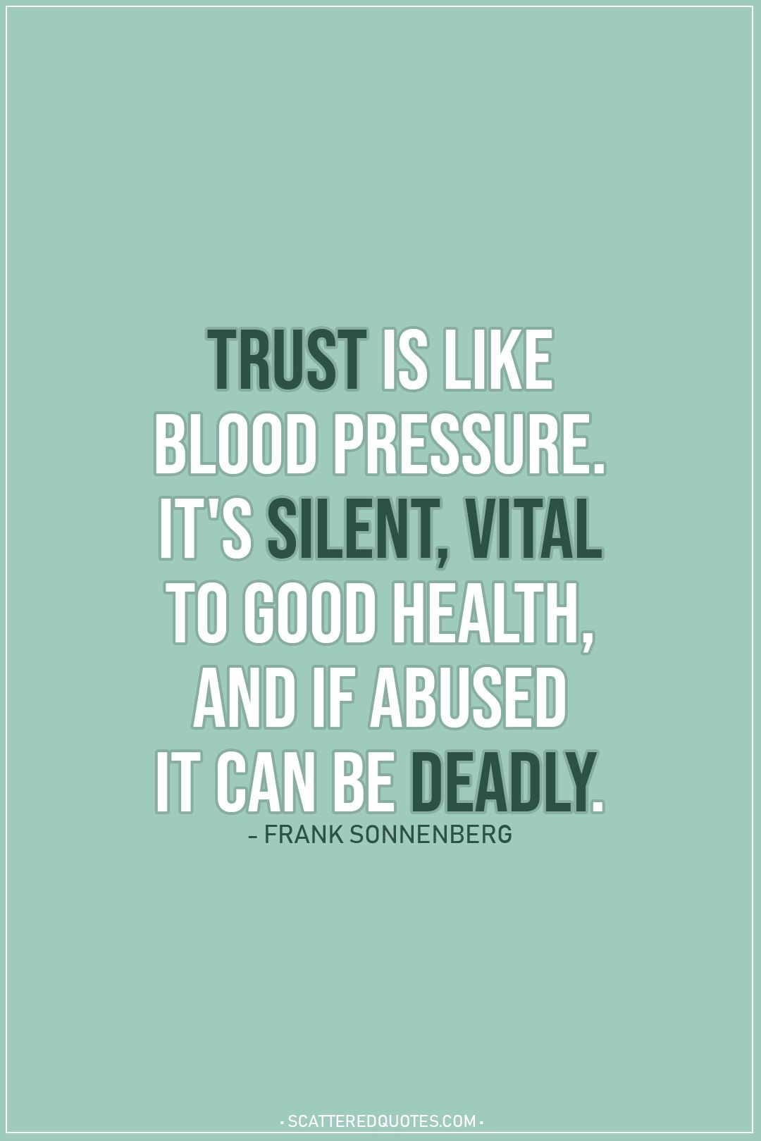 Best Trust Quote For Her