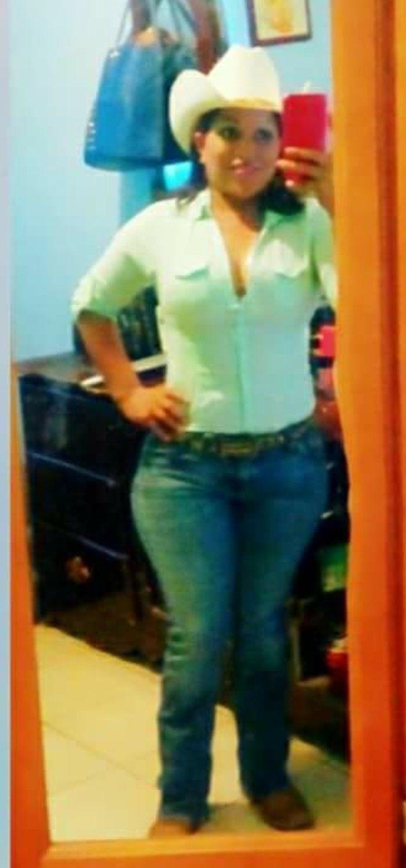 Nice latina milf in jeans