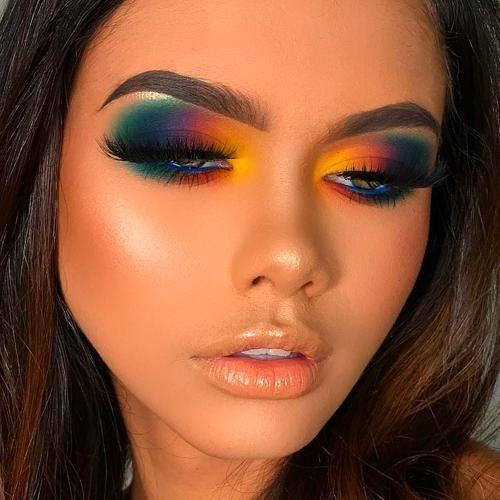 Bold Eyeshadow