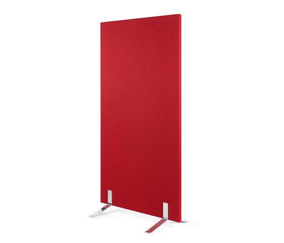 Wandverkleidung TP30 KNIT PLAIN Paneel Rosso Rosso Acoustic - design schallabsorber trennwande