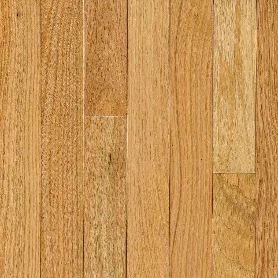 Shop Bruce Barrett Plank 3.25in W Prefinished Oak