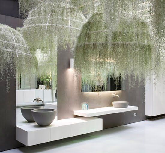 You could say Paris-based architect Patrick Nadeau  infuses his designs with vitality and mean it literally. His inventive use of plant mate...