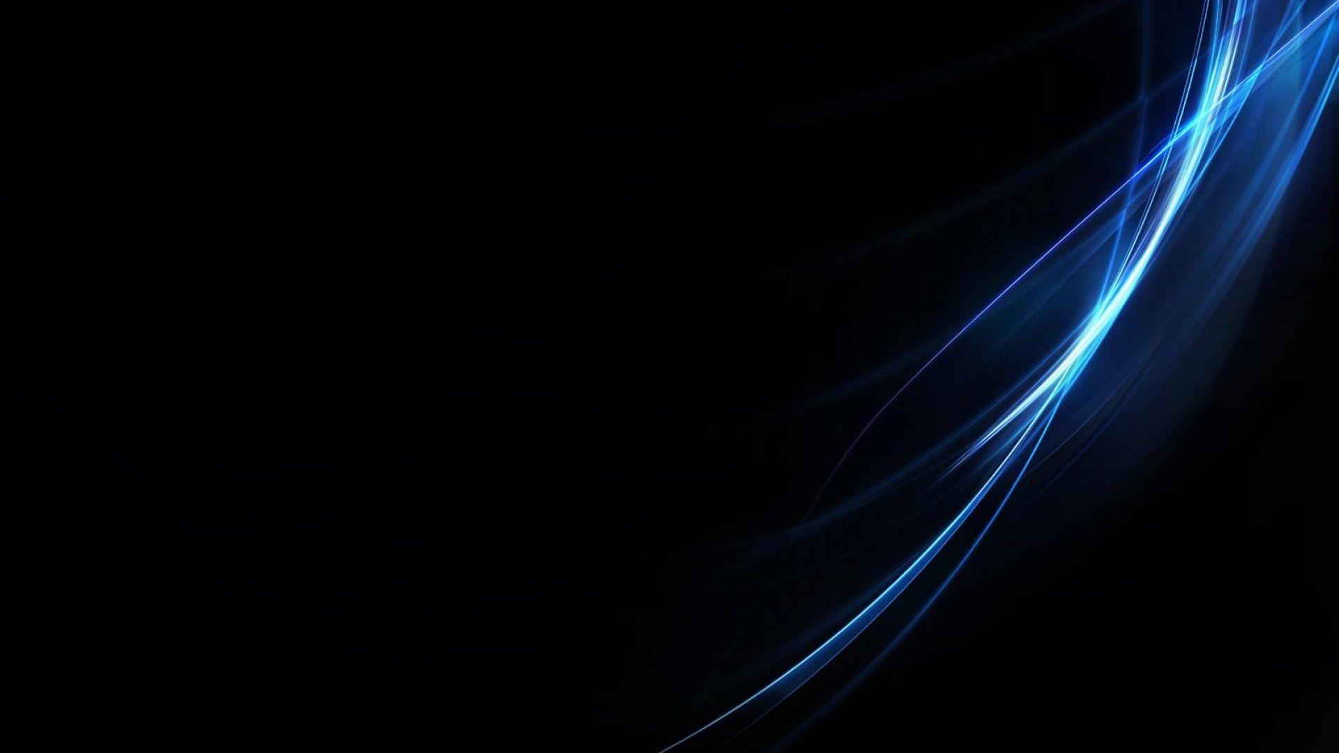 Black And Blue Desktop Wallpaper Dark Wallpaper Black And Blue Wallpaper Black Background Wallpaper