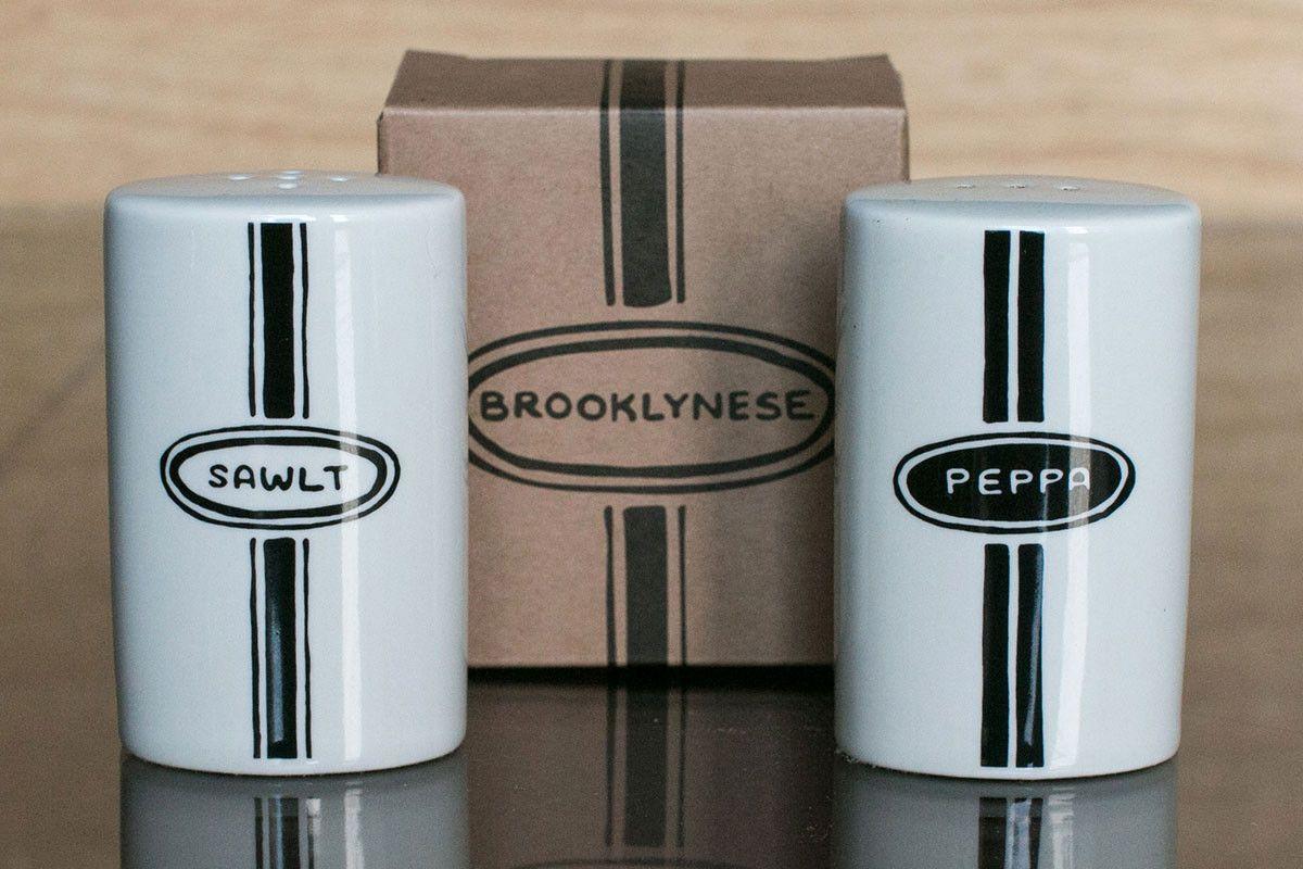 Brooklynese Sawlt & Peppa Shakers